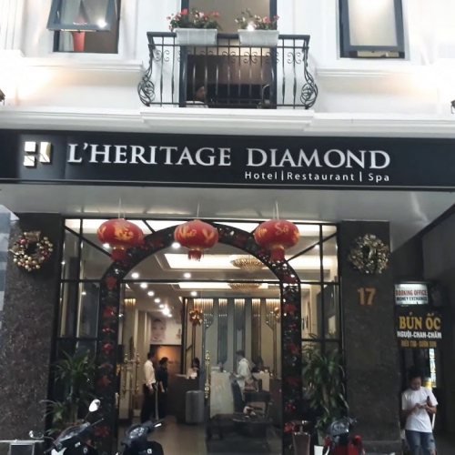 Hanoi L\'Heritage Diamond Hotel & Spa