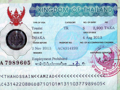 Thailand Visa, Tips Before You Travel